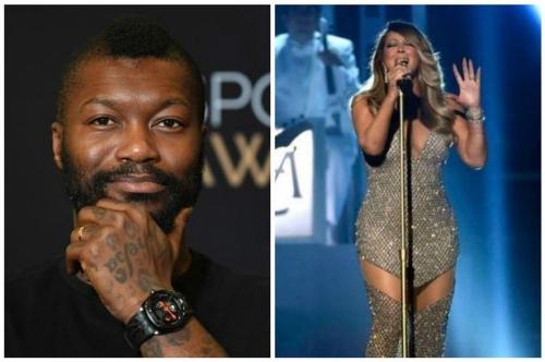 Former Liverpool striker Djibril Cisse on DJ'ing for Mariah Carey