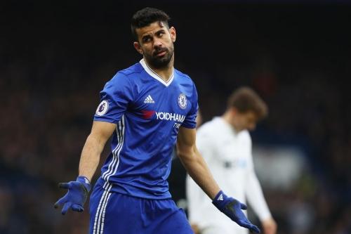 Chelsea vs. Swansea City, Premier League: Half-time report