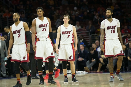 Hassan Whiteside's 2-point effort made him a franchise player for a game