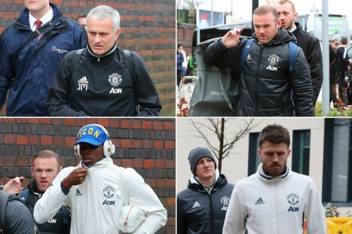Manchester United squad members for EFL Cup final vs Southampton revealed