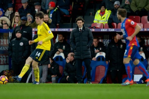 Crystal Palace 1 Middlesbrough 0 moments: A gesture that summed up Boro's disappointing performance