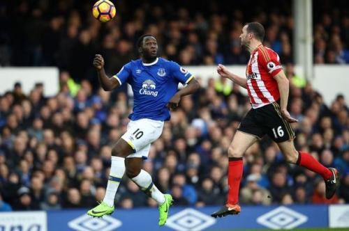 Romelu Lukaku equals Duncan Ferguson's Premier League goals record for Everton