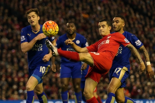 Coutinho Believes Liverpool Are Ready For Leicester Test