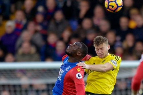 Two players come out with credit on 'dismal day' for Boro vs Crystal Palace