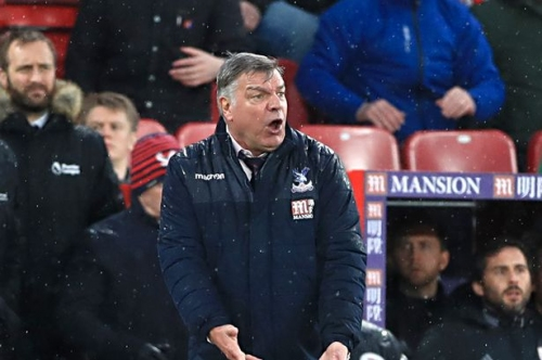 'Middlesbrough's formation change played into our hands' - Crystal Palace manager Sam Allardyce