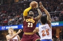 LeBron James questionable for Saturday's game vs. Bulls