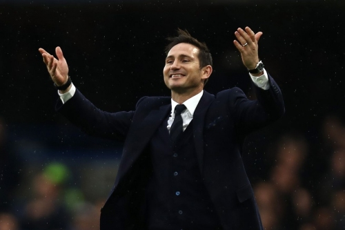 WATCH: Frank Lampard finally gets to say his goodbye to Chelsea
