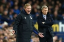 Everton can still catch Manchester United for top-six place, says Ronald Koeman