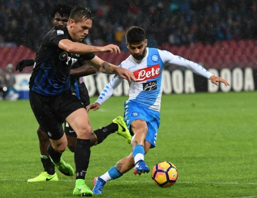 Atalanta can aim for Champs League after beating Napoli 2-0 The Associated Press