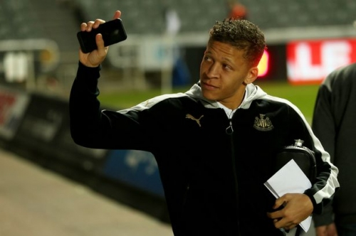 Rafa Benitez prepared to name Dwight Gayle in his squad for Brighton - if the striker feels right