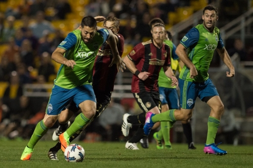 Seattle Sounders v Columbus Crew, Carolina Challenge Cup: Game time, TV schedule and live stream