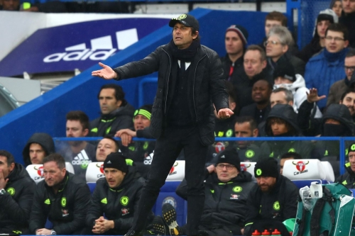 Chelsea secure all three points after first-half deja vu againt Swansea City