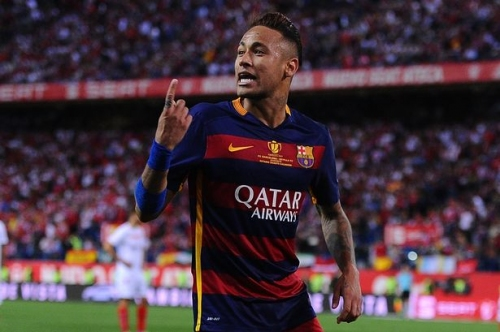 Manchester United 'target' Neymar for summer move to Old Trafford