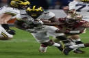 Ex-Michigan RB De'Veon Smith's draft diary: Bring on the NFL combine