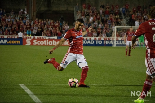 FC Dallas vs Arabe Unido: Match Photos