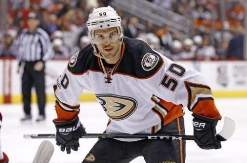Bettman upholds 10-game suspension of Ducks' Vermette The Associated Press