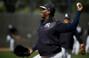 Chapman feels at home in Bronx, Betances glad he's back