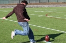Felger & Mazz Hold Billy Cundiff Field Goal Contest
