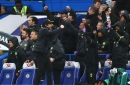 Conte reveals his half-time message to Chelsea players after Llorente's shock equalizer