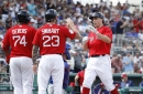 Red Sox 8, Twins 7: Sox complete comeback for first ST win