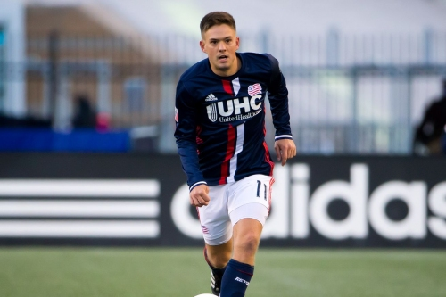 Revolution 2-0 Red Bulls II: In Final Act of Preseason, Revs Deliver Win