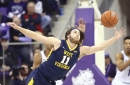 West Virginia escapes Fort Worth with win over TCU 61-60