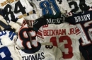 Richard Sherman shows off impressive collection of other NFL stars' jerseys