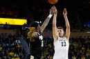 Michigan gets another important win, beating No. 14 Purdue 82-70