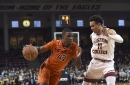 Virginia Tech Uses Strong Second Half to Down Boston College, 91-75