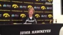 Lisa Bluder praises seniors, previews Wisconsin
