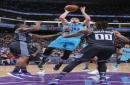 Kaminsky scores 23, Hornets end five-game losing streak The Associated Press