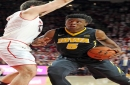 Freshmen Bohannon, Cook lead Iowa runaway at Maryland