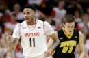 Bohannon scores 24 to help Iowa beat No. 24 Maryland 83-69