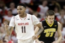 Bohannon scores 24 to help Iowa beat No. 24 Maryland 83-69 The Associated Press