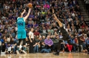 Hornet's finally show signs of life; dispatch Kings 99-85