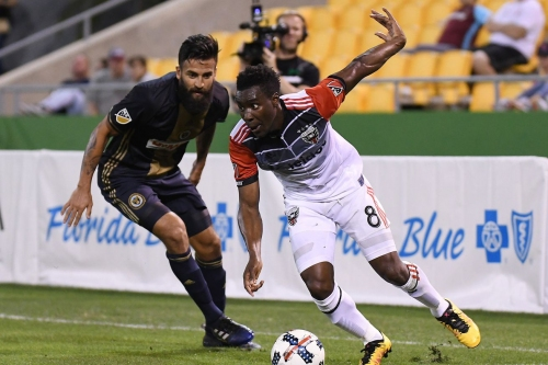 Union fall to DCU in preseason finale