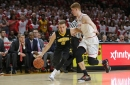 IOWA 83, MARYLAND 69: SNAPPED TURTLES