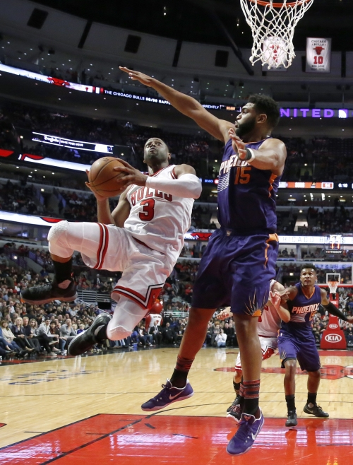 Phoenix Suns' young second-unit shows encouraging signs