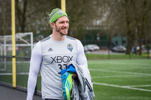 Kenny Cooper joining Sounders final preseason scrimmage