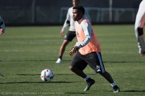 San Jose Earthquakes roster moves: Lindo Mfeka signed, Olmes Garcia released