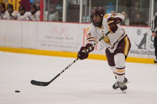 ASU Hockey: Sun Devils end season on away series split against Team USA U-18
