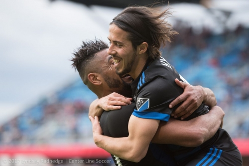 Video Highlights of San Jose Earthquakes 4-1 victory over Sacramento Republic FC