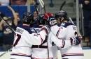 UConn Men's Hockey Drops New Hampshire, 4-2
