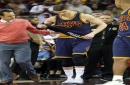 LeBron James has strep throat, Kyle Korver feeling 'fortunate' knee isn't worse