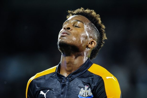 Rolando Aarons reveals hopes of playing part in Newcastle's promotion bid