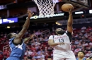Harden leads Rockets past Timberwolves in 142-130 shootout The Associated Press
