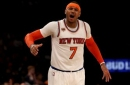 Carmelo Anthony saves Knicks from yet another collapse, drills game-winner