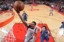 Rockets blast off 58 three-point attempts as Wolves lose