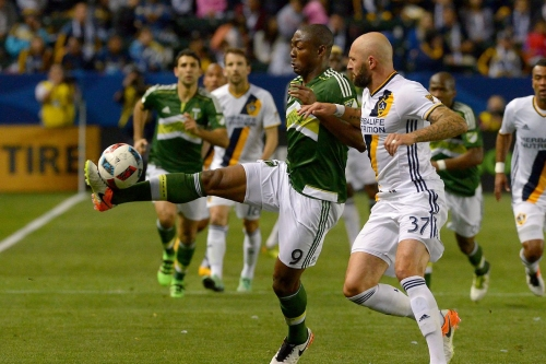LA Galaxy fall 2-1 to Portland Timbers in friendly