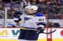 GM Armstrong, Berglund both happy he remains a Blue